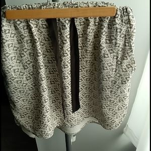"Club Monaco Skirts - Club Monaco 💯% Silk ""Sporty"" Skirt"